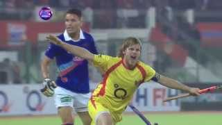 Hockey India league (HIL) 2015 ● top 10 goals ᴴᴰ
