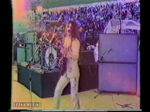 """Frank Marino & Mahogany Rush """"Day on the Green"""" 1979"""