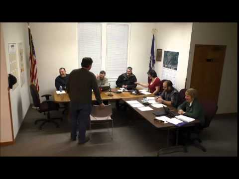 City Council Meeting - February 9, 2015