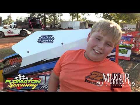 Prelude HEY MICHA THANK YOU Flomaton Speedway 9-28-19