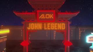 Alok & John Legend - In My Mind (Official Lyric Video)