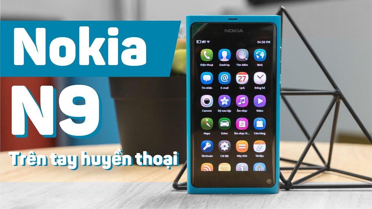 Nokia N9: flagship chết yểu nhưng tính năng đi trước cả iPhone X