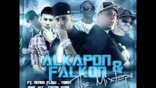 Download Alkapon y Falcon Ft. Nengo Flow - Perra Remix Oficial MP3 song and Music Video