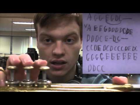 How To Play 7 Years On Trumpet