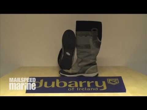 The Dubarry Fastnet sailing boot, from Mailspeed Marine