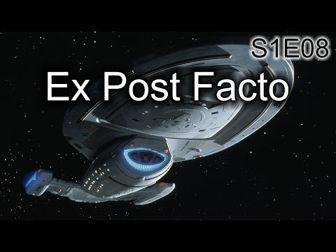 Star Trek Voyager Ruminations: S1E08 Ex Post Facto
