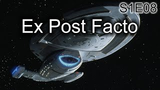 Star Trek Voyager Ruminations: S1E08 Ex Post Facto