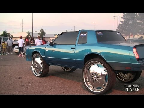 DONUTS on 30 INCH RIMS- DETROIT