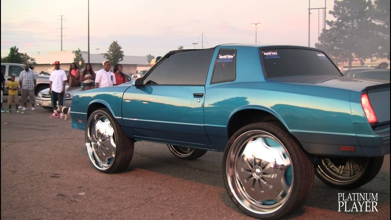 30 Inch Speakers And 30 Inch Rims : Donuts on inch rims detroit doovi