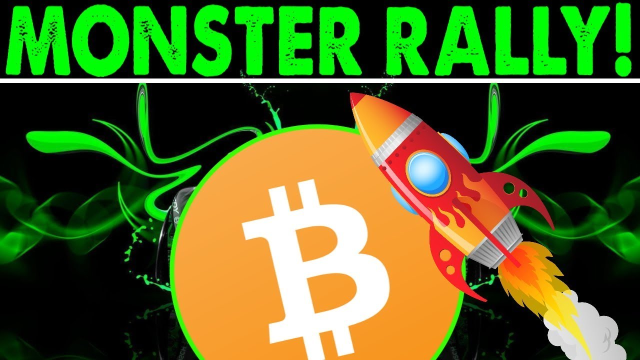 MONSTER CRYPTO RALLY!  ALTCOINS BOOM +77%  BAKKT TAKE OVER!  VISA OF BTC!  MEGA RICH EARLY ADOPTERS! 9