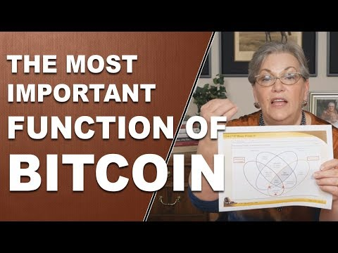 The Most Important Function Of Bitcoin - Insider Trading