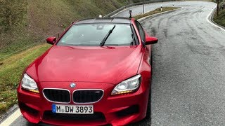BMW M6 Tested on Stelvio Pass - One Take