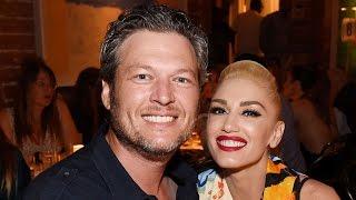Gwen Stefani Locks Lips With Blake Shelton Following Lunch Date in Los Angeles