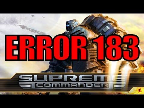 EL ERROR 183