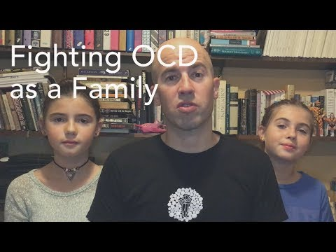 Doing OCD exposure therapy as a family