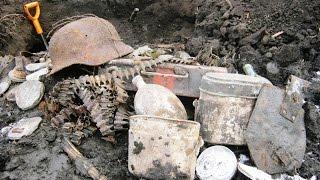 Фильм 7 Раскопки в полях Второй Мировой Войны/Film 7 Excavation in fields of World War II