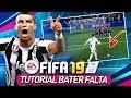 FIFA 19 TUTORIAL COMO BATER FALTA - VOCÊ NUNCA MAIS VAI ERRAR (PS4 e XBOX ONE)