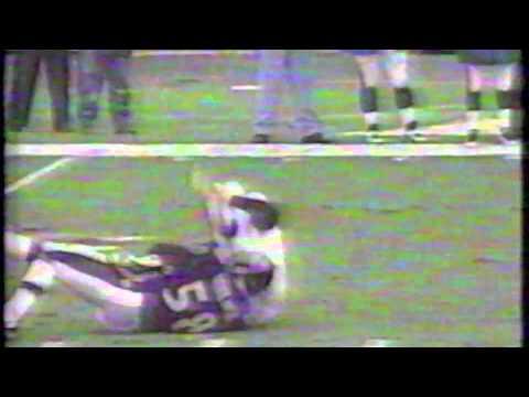 1997 NFL Primetime Eagles vs Ravens ends in tie