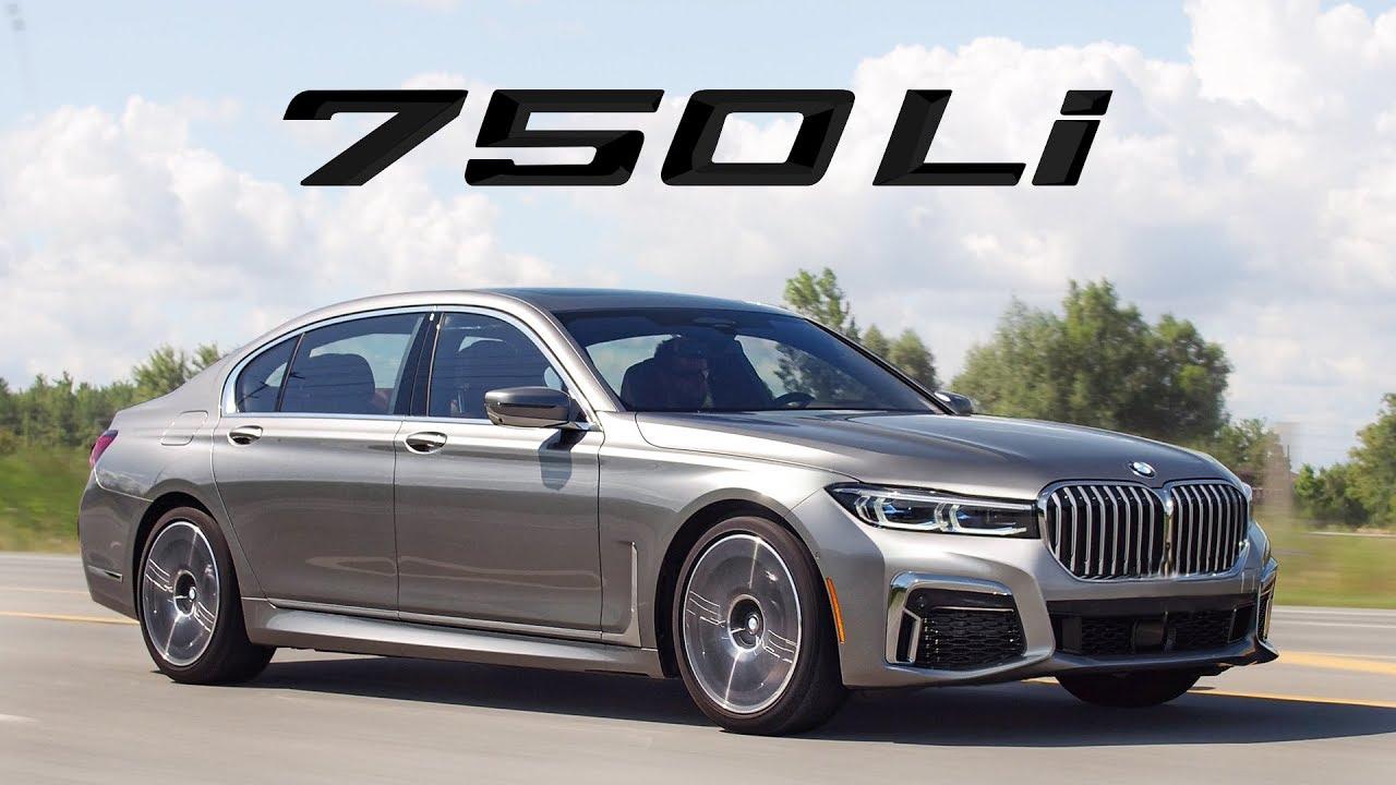 2020 BMW 750Li Reviews