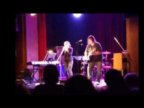 Jeannine Michele Wacker and Phil Hilborne -Bang Bang (Band Night Munich)