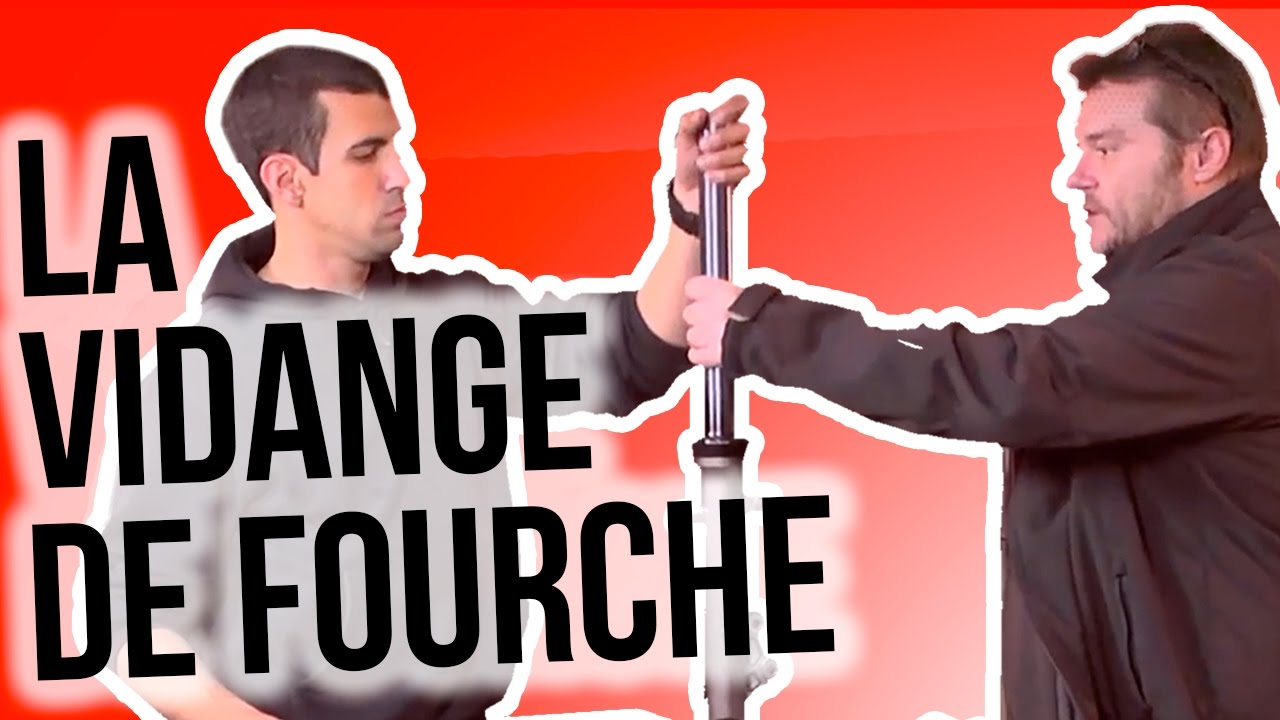 tuto m canique moto vidanger sa fourche youtube. Black Bedroom Furniture Sets. Home Design Ideas