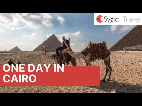 One day in Cairo 360° Travel Guide with Voice Over