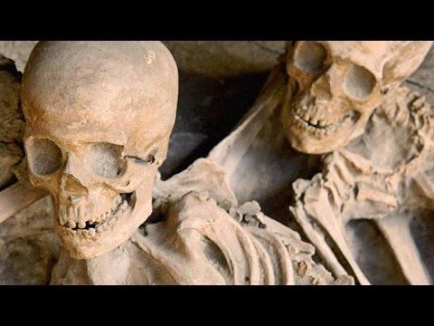 Investigating How Mt. Vesuvius's Victims Died