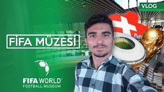 Futbol Cenneti Fifa Müzesi'ni gezdik. | İsviçre-Zürih | #vlog | Futbolun Hikayeleri