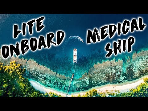 Life onboard a medical ship - Sailing in uncharted remote waters!? YWAM PNG | Medical Ship Series