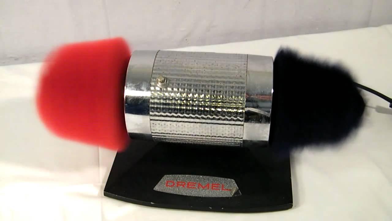 shoe shine buffer machine
