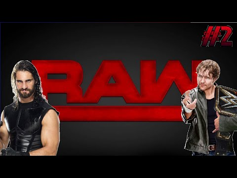 TEW 2016 WWE BRAND WARS - RAW Episode 2 -...