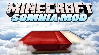 Minecraft Mods - Somnia Mod - SIMULATE YOUR WORLD (Minecraft Mod Showcase)