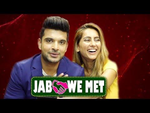 Jab We Met #Seg29 With Karan Kundra  & Anusha Dandekar | Telly Reporter Exclusive