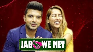 Jab We Met #Seg29 With Karan Kundra  & Anusha Dandekar | Telly Reporter Exclusive