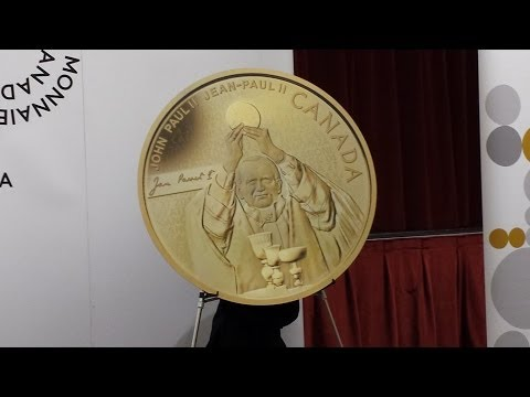 New JPII Coin Launch