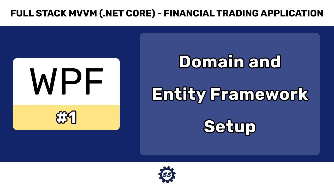 Adding an API Key App.config Setup   FULL STACK WPF .NET CORE MVVM 20.20