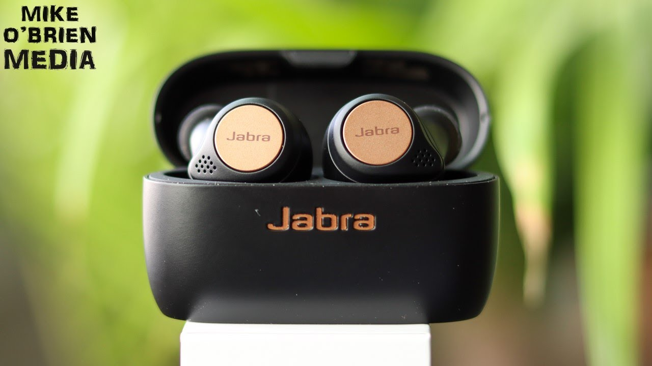 Jabra Elite Active 75t Earbuds Big Bass Big Battery Small Earbuds Youtube