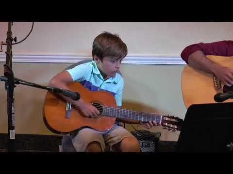 Caleb V   Wichita Music Academy Summer 2018 Student Showcase