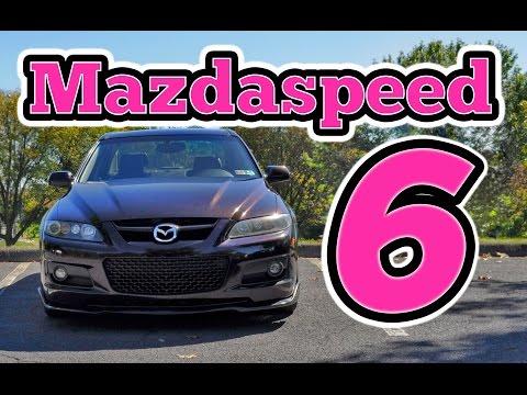 Regular Car Reviews: 2006 Mazdaspeed 6 GT