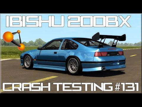 beamng drive ibishu 200bx crash testing 131 yourepeat. Black Bedroom Furniture Sets. Home Design Ideas