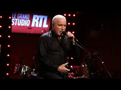 Bernard Lavilliers - Stand the Ghetto (LIVE) - Le Grand Studio RTL