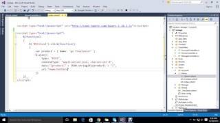 How to fix asp.net mvc json error message