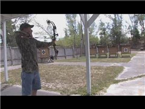 Bow Hunting : How to Shoot a Hunting Bow
