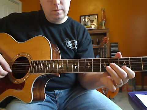 Eric Johnson Song For George video instructional