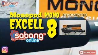 EXCELL PROFESIONAL MONOPOD MONO 8