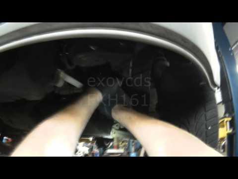 VW A4: Jetta / Golf 1.9L TDI Automatic Starter removal (2.0 & VR6 Similar)