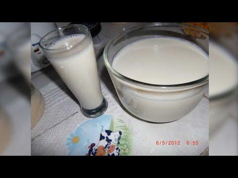 leche de soja natural