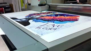 Impression Panneau Forex Grand Format - Imprimerie Printstart Paris