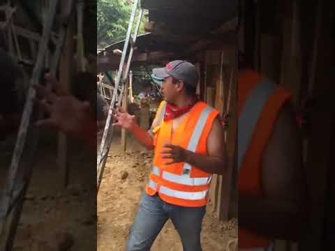 Radio Mojarra en puebla ayudando a los damnificados