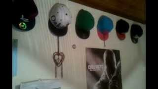 Snap Back Hat Rack